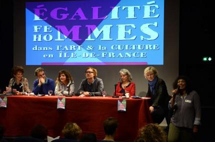 Conférence de presse – Saison Égalité en Île-de-France