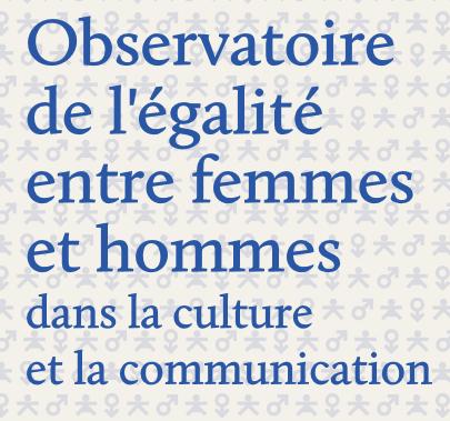etude observatoire de l'égalité entre femmes et hommes